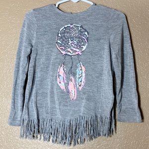 Jessica Simpson toddler girl long sleeve shirt